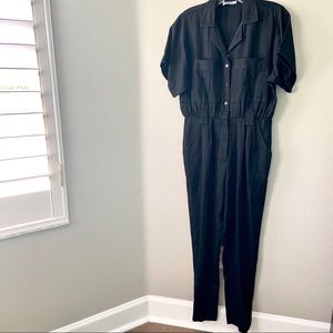 Vintage Work Jumpsuit